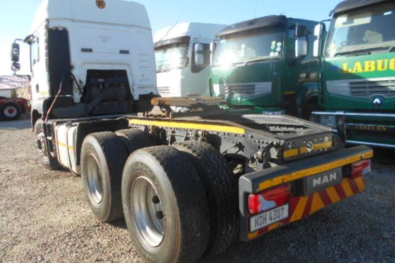 MAN  double axle Man TGA 26.480 Truck-Tractor