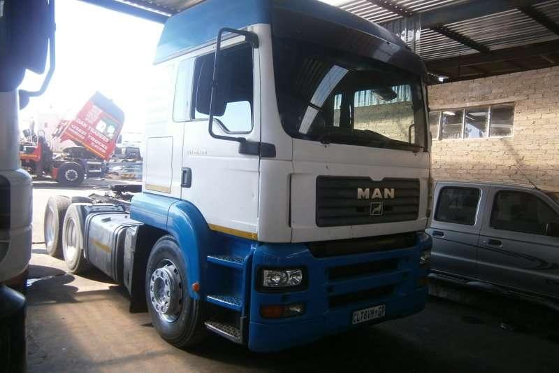 MAN  double axle TGA 26-480 Truck-Tractor