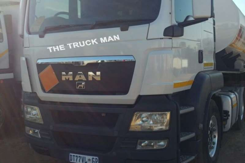 MAN  double axle TGS 26.440 Truck-Tractor