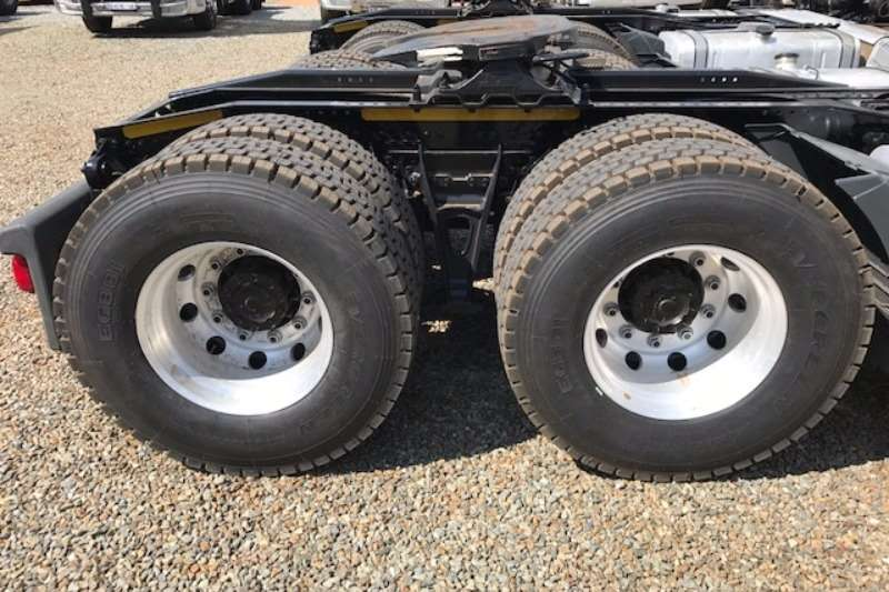 MAN  double axle TGS 26.480 6x4 T/T Truck-Tractor