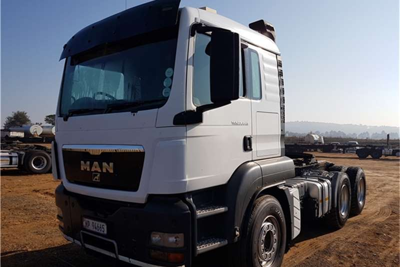 Truck-Tractor MAN  Double Axle TGS 27.440 2012