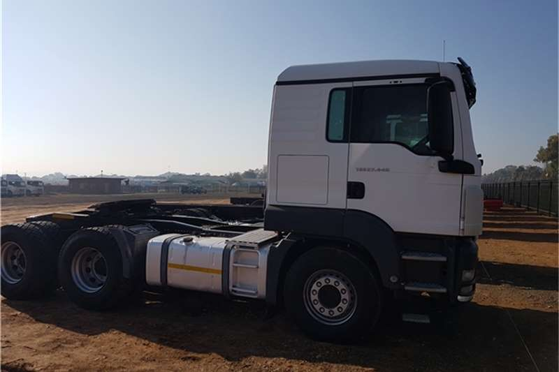 MAN  double axle TGS 27.440 Truck-Tractor