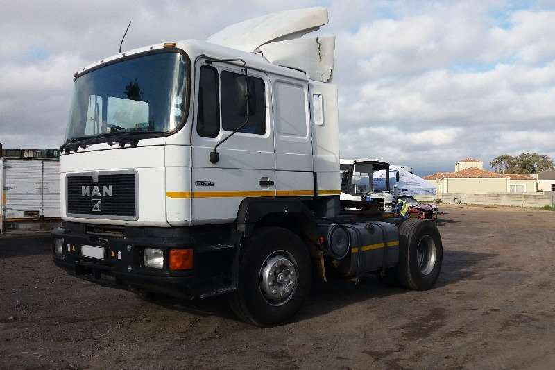 MAN Single axle 16-352 Truck-Tractor