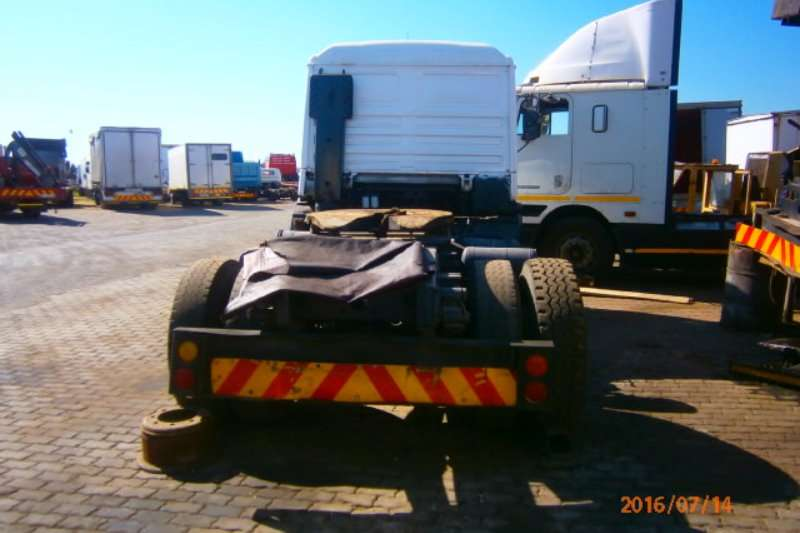 MAN Single axle 19-282 Truck-Tractor
