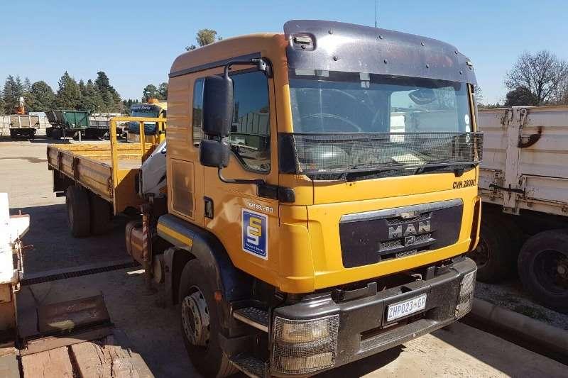 MAN Single axle MAN TGM 18 280 Truck-Tractor