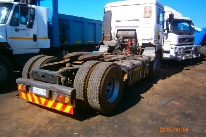 MAN Single axle TGA 18 360 Truck-Tractor