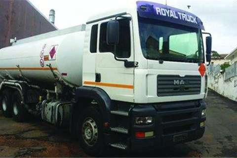 MAN TGA 26.410- Truck-Tractor