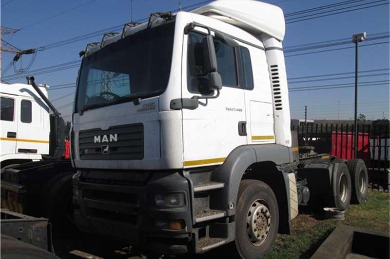 MAN TGA 27-400 D20 Truck-Tractor