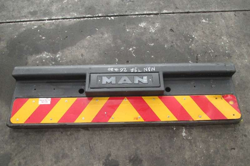 MAN TGA Tail Board Truck-Tractor