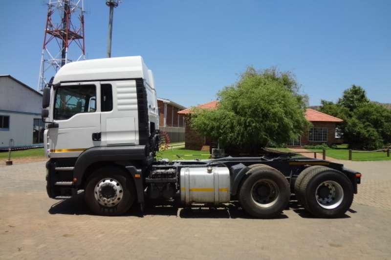 MAN TGA26 480 6x4 Truck Tractor Truck-Tractor