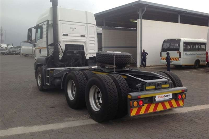 MAN TGS 26.480 MAN Truck-Tractor