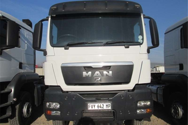 Truck-Tractor MAN TGS 33.440 2012