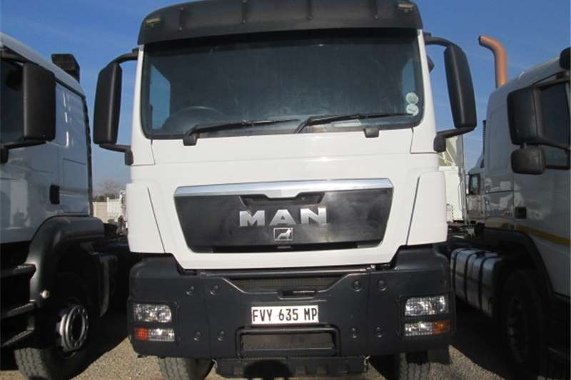 MAN TGS 33.440 Truck-Tractor