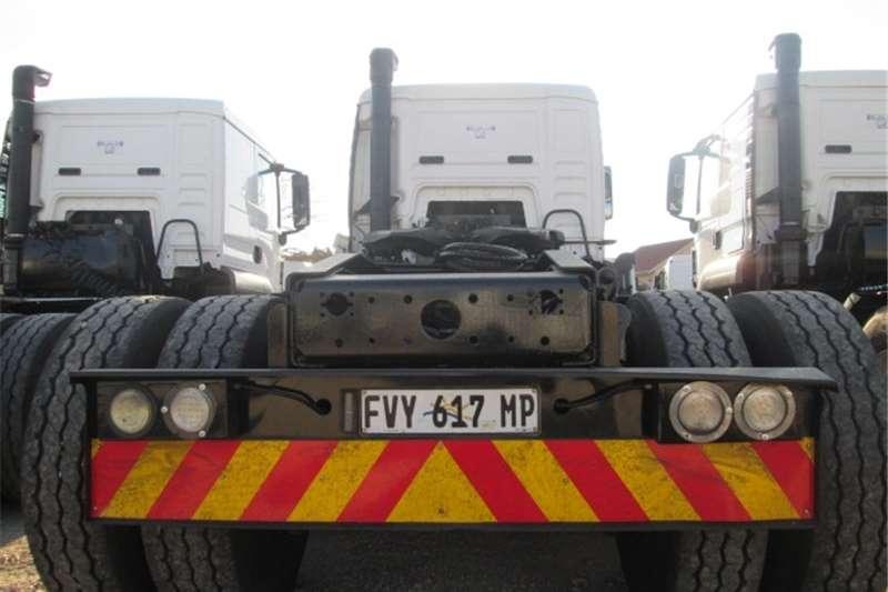 MAN TGS 33.440 Truck-Tractor