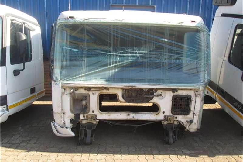 Mercedes Benz 2640 Actros Cab Truck-Tractor