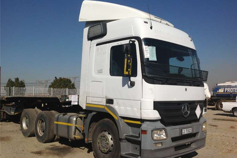 Mercedes Benz 2644LS/33  Truck-Tractor