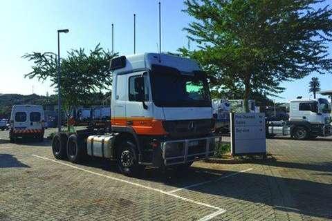 Mercedes Benz 2644LS/33- Truck-Tractor