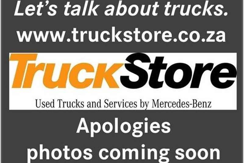 Truck-Tractor Mercedes Benz 3335K/45 DM Rolon/Haib Grab  2011