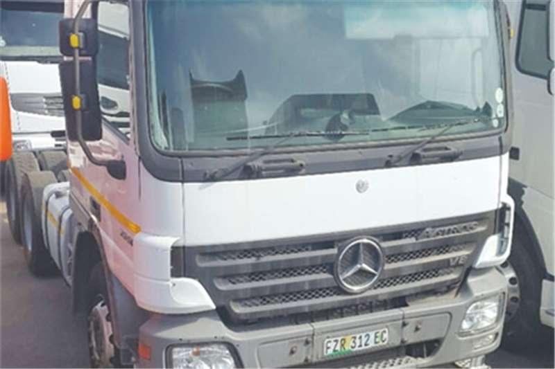 Mercedes Benz Actros 2640,3345,2648,184 Truck-Tractor