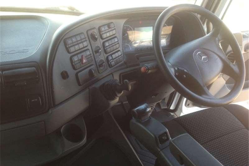 Mercedes Benz Actros 2644LS/33 HYP Mercedes Benz Truck-Tractor