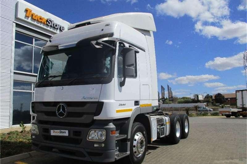 Truck-Tractor Mercedes Benz Actros 2644LS/33 HYP Mercedes Benz 2014