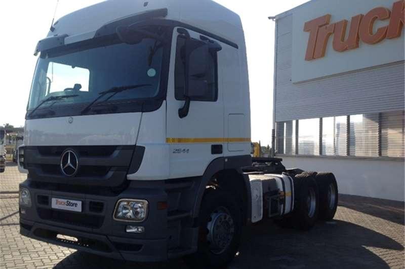 Mercedes Benz Actros 2644LS/33 Mercedes Benz Truck-Tractor