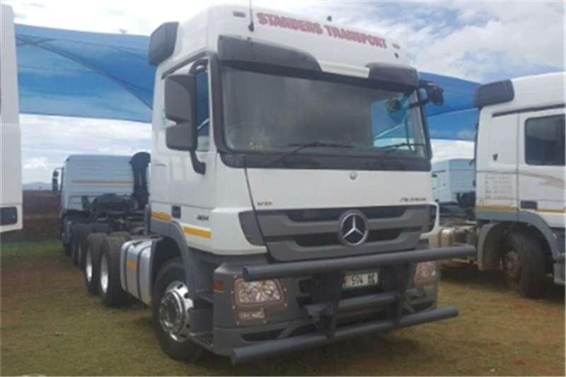 Mercedes Benz Actros  double axle 2654 MP3 Truck-Tractor