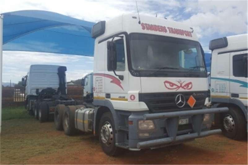 Mercedes Benz Actros  double axle Actros 2650 MP2 Truck-Tractor