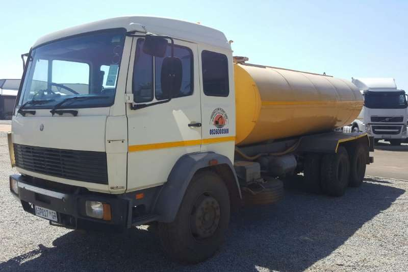 Truck-Tractor Mercedes Benz  Double Axle 1623 Water Tanker 1996