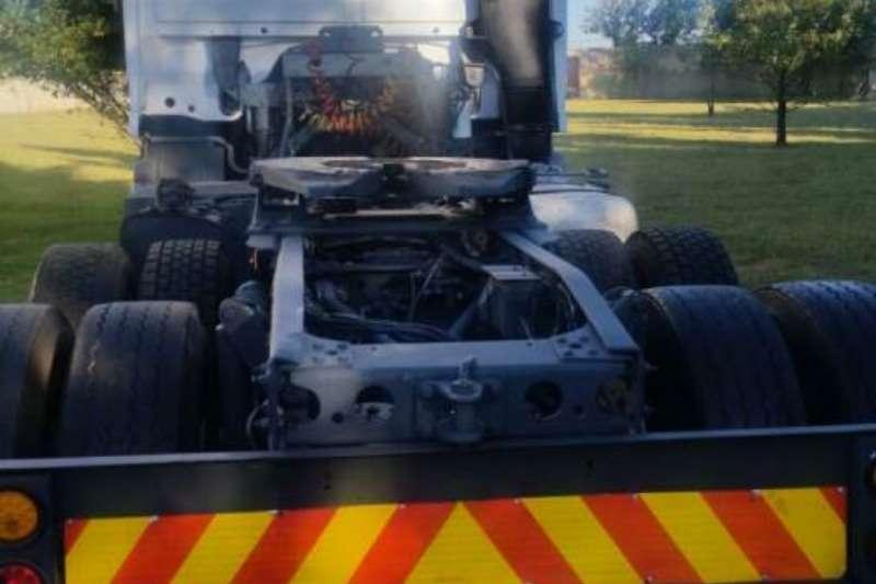 Mercedes Benz  double axle 3344 Truck-Tractor