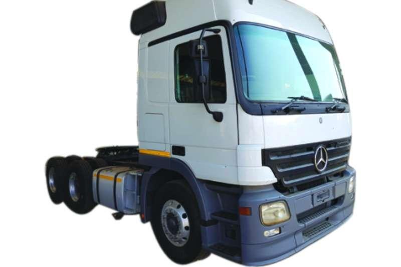 Mercedes Benz  double axle Actros 2640 Truck-Tractor