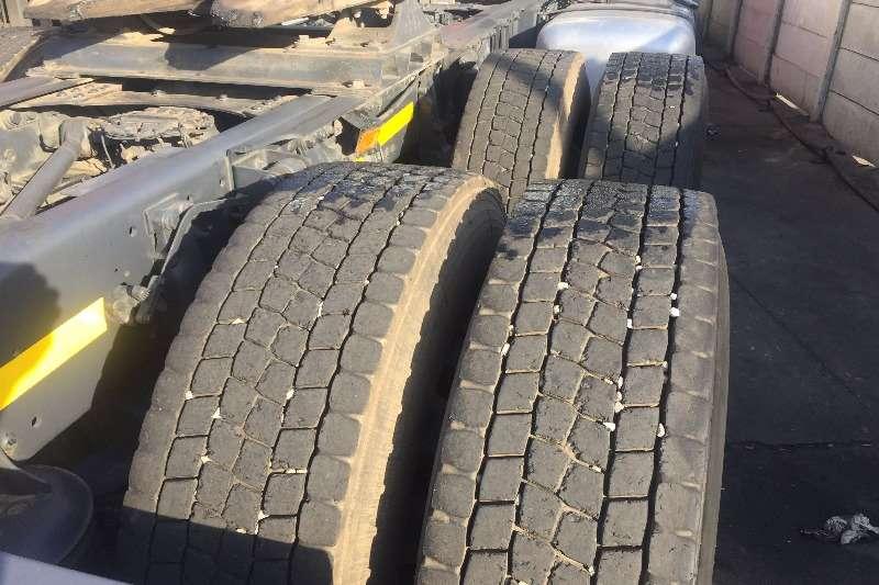 Mercedes Benz  double axle Actros 2644 Truck-Tractor