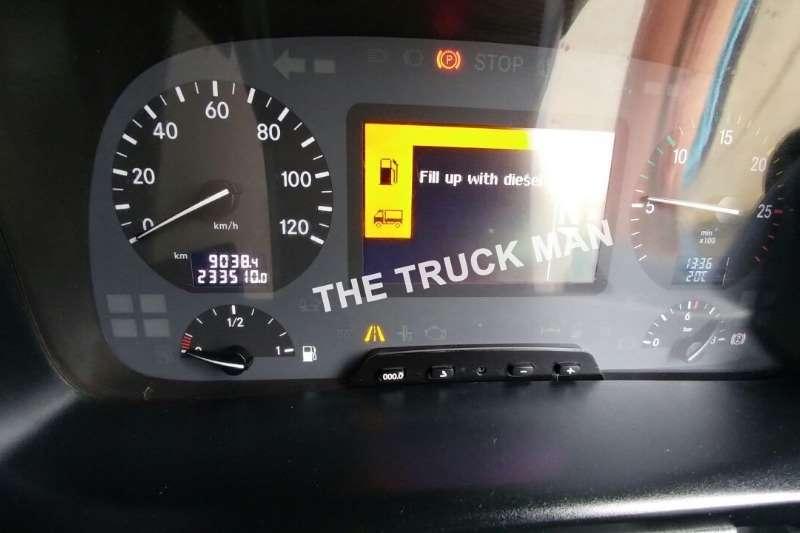 Mercedes Benz  double axle Actros 2646 Truck-Tractor