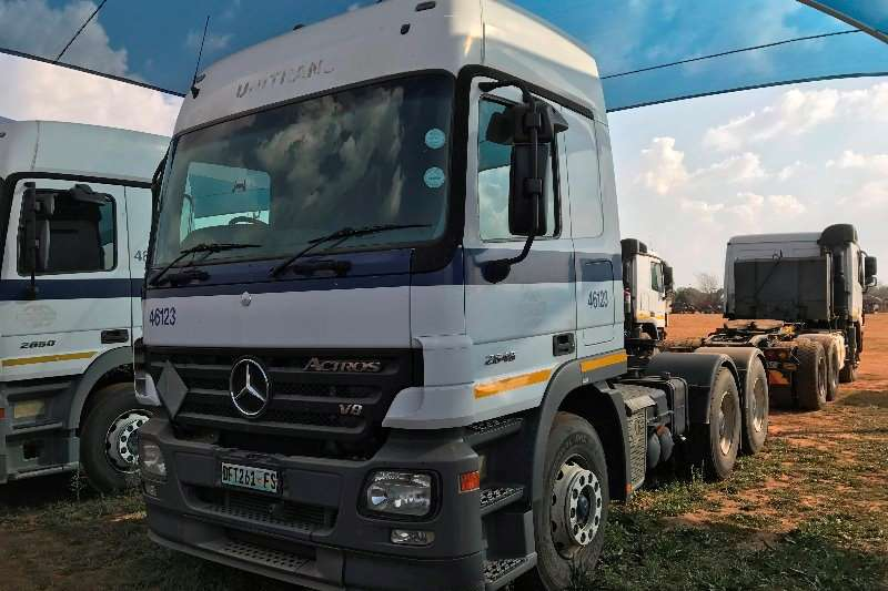 Mercedes Benz  double axle Actros 2648 MP2 Truck-Tractor