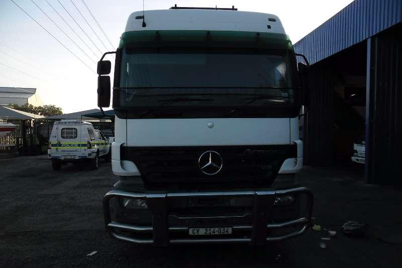 Mercedes Benz  double axle Actros 2650 Truck-Tractor