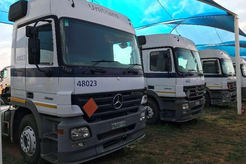 Mercedes Benz  double axle Actros 2650 MP2 Truck-Tractor