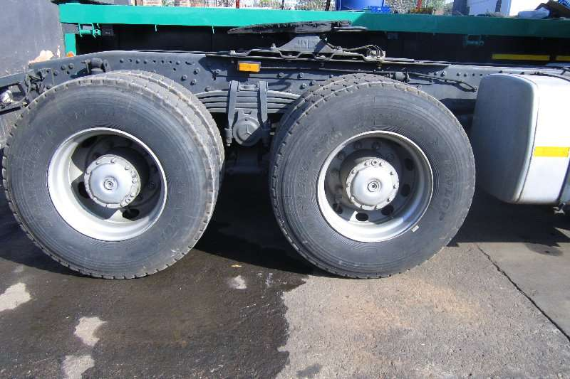 Mercedes Benz  double axle ACtros 3344 with Hub Reduction Truck-Tractor