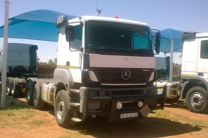 Mercedes Benz  double axle Axor 3344 MP2 Truck-Tractor