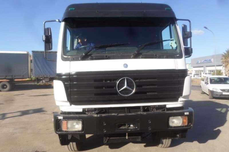 Mercedes Benz  double axle Mercedes Powerliner 2545 Truck-Tractor