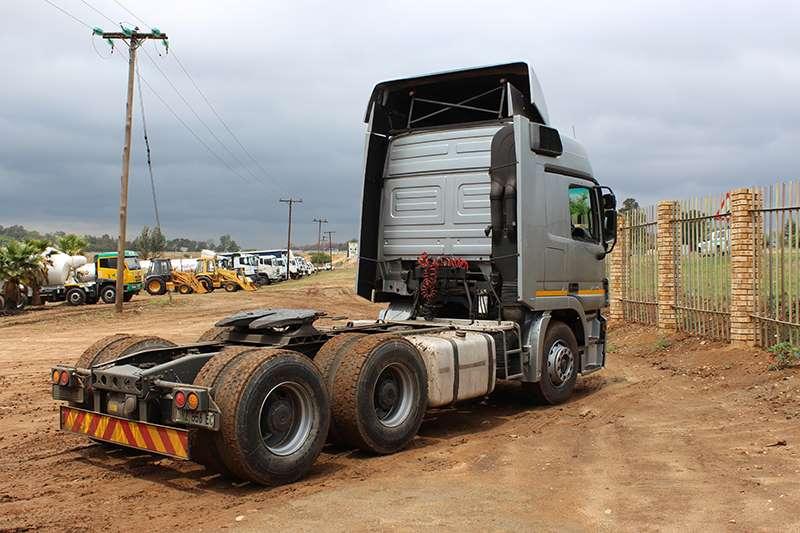 Mercedes Benz M/BENZ ACTROS 2640 TRUCK TRACTOR Truck-Tractor