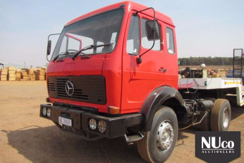 Truck-Tractor Mercedes Benz MERCEDES BENZ 1924 4X2 HORSE 0