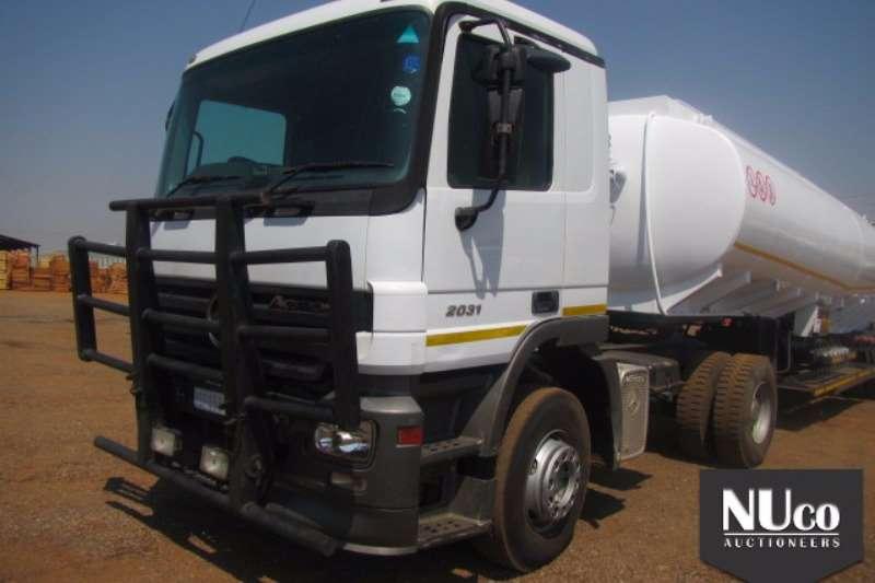 Mercedes Benz MERCEDES BENZ ACTROS 2031 4X2 HORSE Truck-Tractor