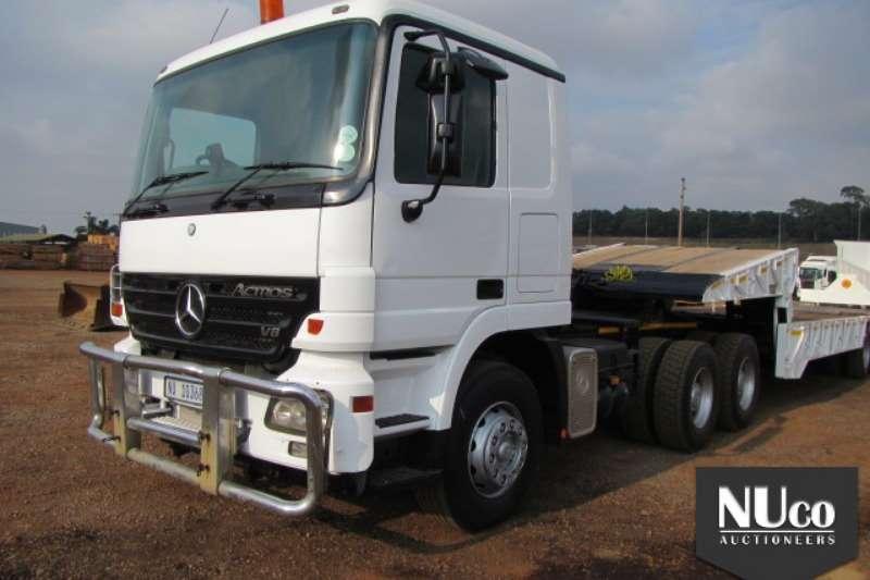 Truck-Tractor Mercedes Benz MERCEDES BENZ ACTROS V8 6X4 HORSE 0
