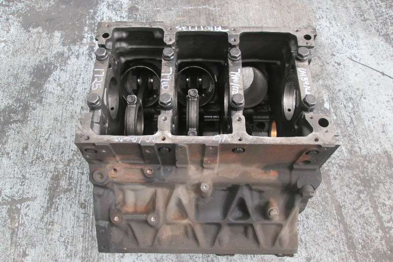 Mercedes Benz OM541LA V6 Engine Block Truck-Tractor