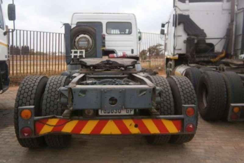 Mercedes Benz Single axle Atego 1528 Truck-Tractor