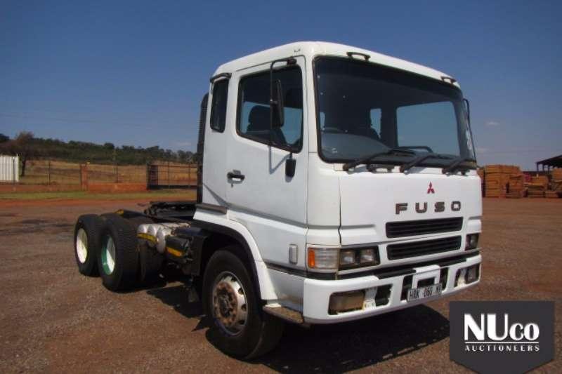 Truck-Tractor Mitsubishi MITSUBISHI FUSO FV26-348 6X4 HORSE 2006