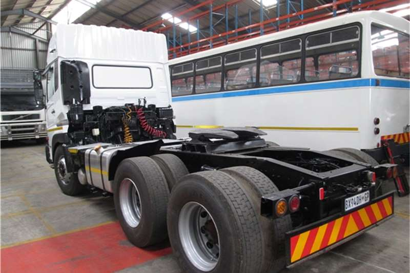 Nissan  double axle 2012 UD Quon GW26490 TT Truck-Tractor