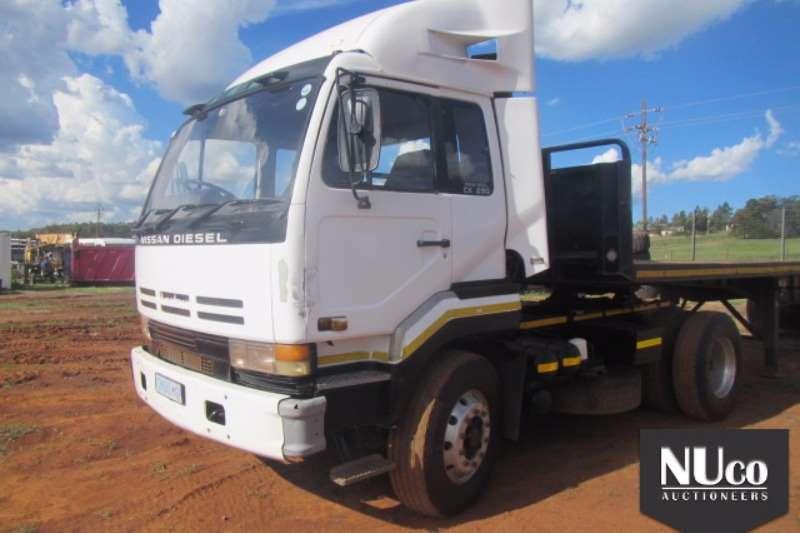 Nissan Nissan Diesel CK290 4x2 Horse FJM061GP 859013km Truck-Tractor