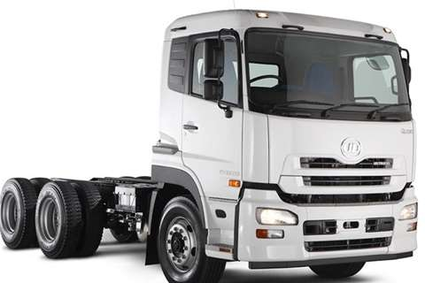 Nissan UD 450 Truck Tractor Truck-Tractor
