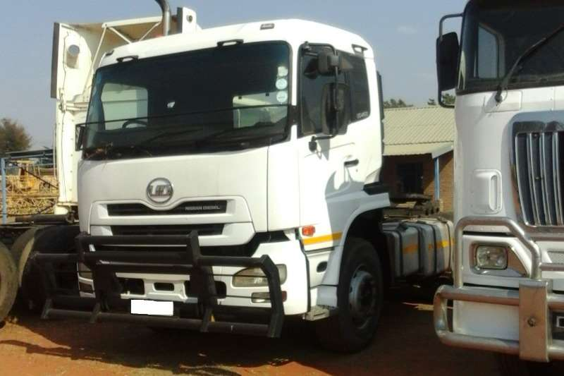 Nissan Used Nissan UD 460 Available Truck-Tractor